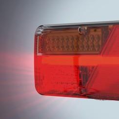 Right panel LED brake light serving King Point