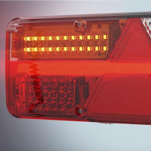 Fristom LED paneel knipperlicht Links tbv Kingpoint lamp