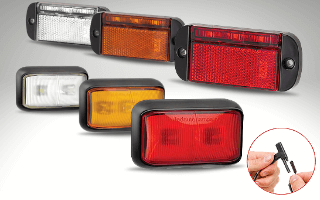 Marker lights 2-PINs