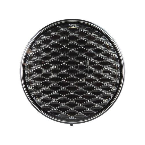 LED Rem-/achterlicht  12v heldere lens 30cm. kabel