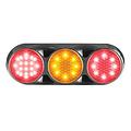 LED Autolamps  LED Combi lamp   12v   30cm. kabel (helder+ zwart)