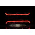 Fristom Links | LED achterlicht rechthoek reflector | 12-24v | 100cm. kabel
