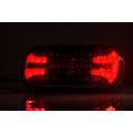 Fristom LED achterlicht met dynamisch knipperlicht & kentekenverlichting    12-24v   5PIN