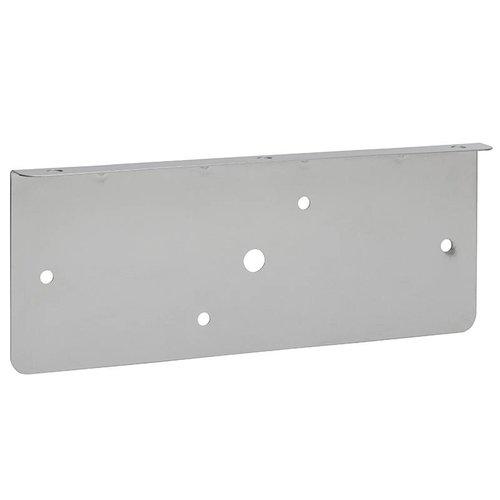 LED Autolamps  Stalen montagebeugel zilver t.b.v. 80-serie 3-kamer lampen