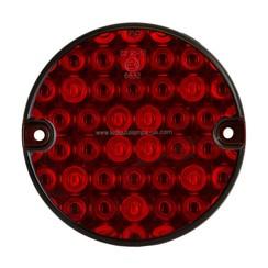 LED rem/achterlicht  | 12-24v | 20cm. kabel