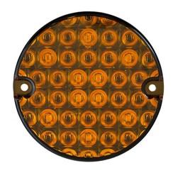 LED knipperlicht  | 12-24v | 20cm. kabel