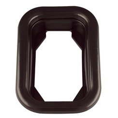 Opbouwrand rubber 130-serie (59401)
