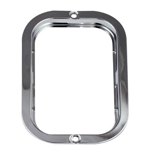 Chrome lens t.b.v. 130-serie