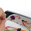 LED Achterlicht ultra compact  | 12-24v | 25cm. kabel
