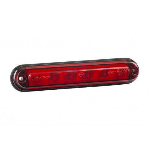 TRALERT® LED 3de remlicht    12-24v  