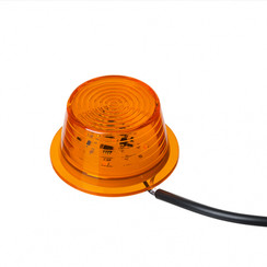 LED replacement module bRight amber