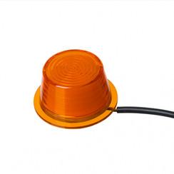 LED-Ersatzmodul matt amber