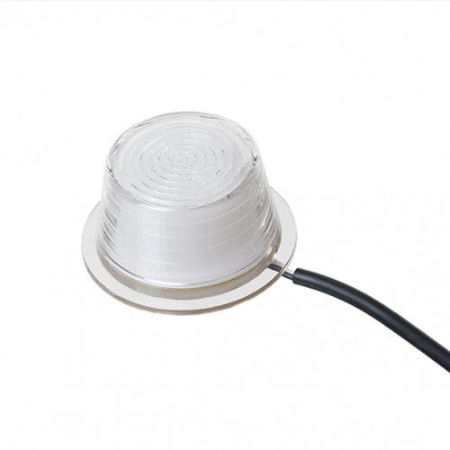 LED vervangingsmodule mat wit