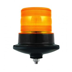 R10 LED Flash / beacon | 10-30V | PC single-bolt montagev