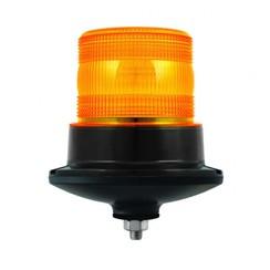 R10 LED Flits/zwaailamp | 10-30v | met PC enkel-bouts montagev