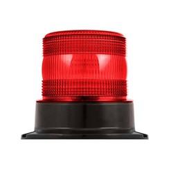R10 LED PC Flits/zwaailamp Rood | 10-30v |