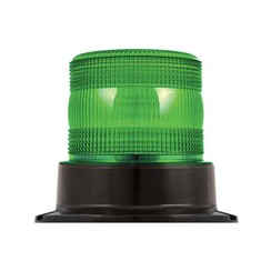 R10 LED PC Flash / green flashing light | 10-30V |