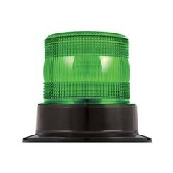 R10 LED PC Flits/zwaailamp groen | 10-30v |