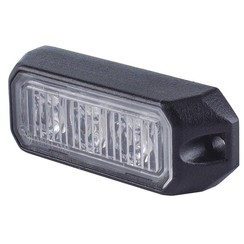 LED Flash version 3 LED Amber | 12-24v |