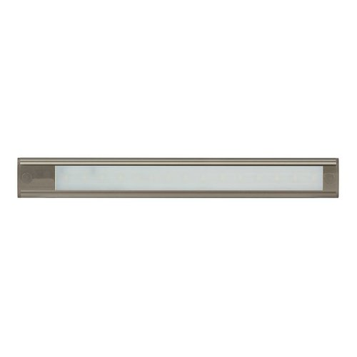 LED Interieurverlichting | excl. touch | grijs 31cm. 12v koud wit