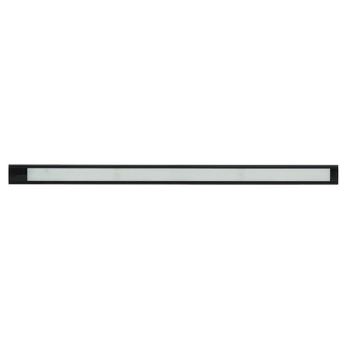 LED Interieurverlichting | excl. touch | zwart 60cm. 12v koud wit