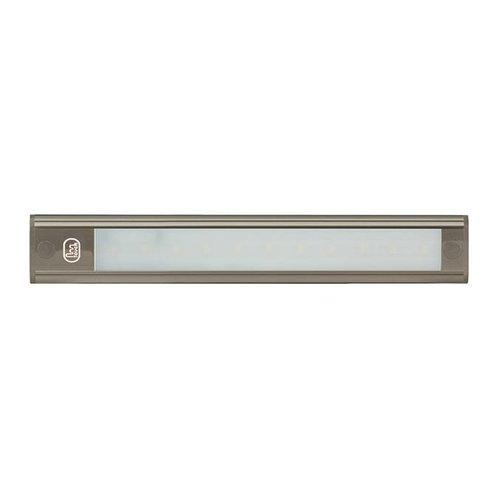 LED Autolamps  LED Interieurverlichting incl touch grijs 26cm. 24v koud wit