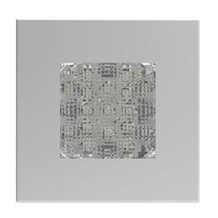 LED interieurverlichting zilver  | 12-24v | Warm wit