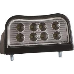LED kentekenverlichting  | 12-36v | incl. connector 0.75mm2