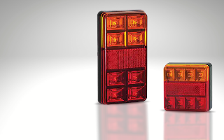 101  & 151 serie rear lights