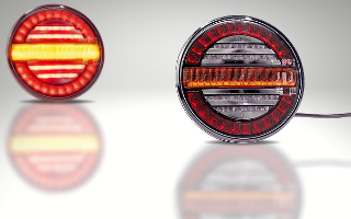 VC 213 serie rear light