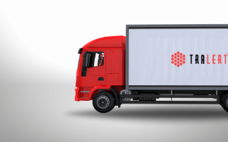 LED werklampen vrachtwagen