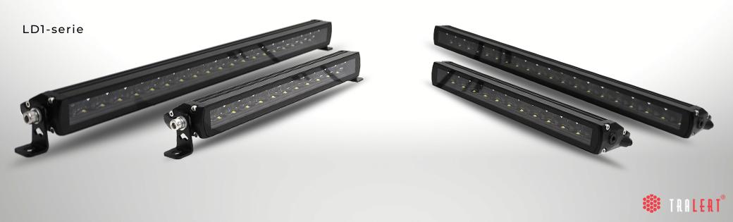 LED bars 12v en 24v