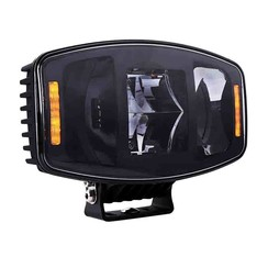 LED daytime running lights Spotlight with 10,000 lumens 9-36 volts