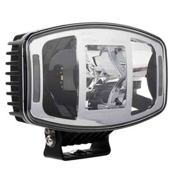 Spotlight LED-Tagfahrlicht mit Chrom 10.000lm 9-36 v