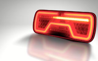 Dynamic indicator light