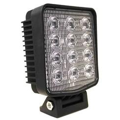 LED arbeitsscheinwerfer 3000LM / Built-in. Deutsch / IP69K / 9-36V