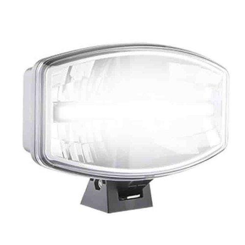 LED verstraler 1000 Lumen met dagrijverlichting  12 - 24v 30cm. kabel