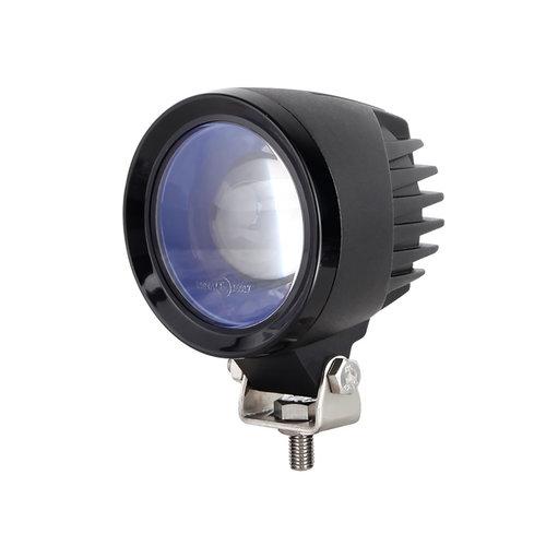 LED Blue arrow forklift safety lamp 10-80v