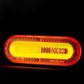 NEON LED marker light red | 12-24v | 50cm cable