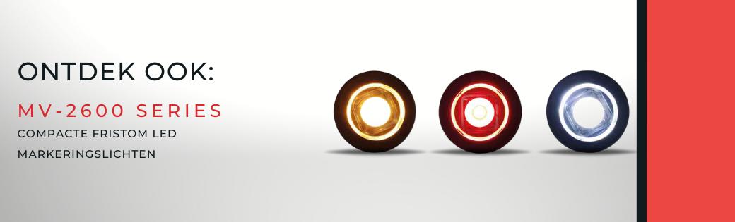 Zijmarkeringslichten vrachtwagen