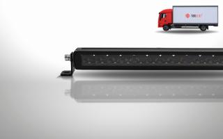 LED bar truck