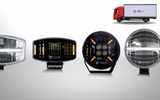 LED-Strahler-LKW