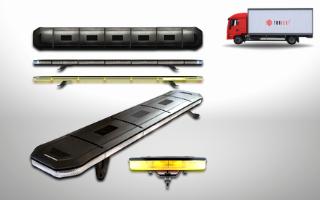 LED beacon bars