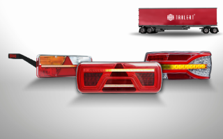 LED rear lights