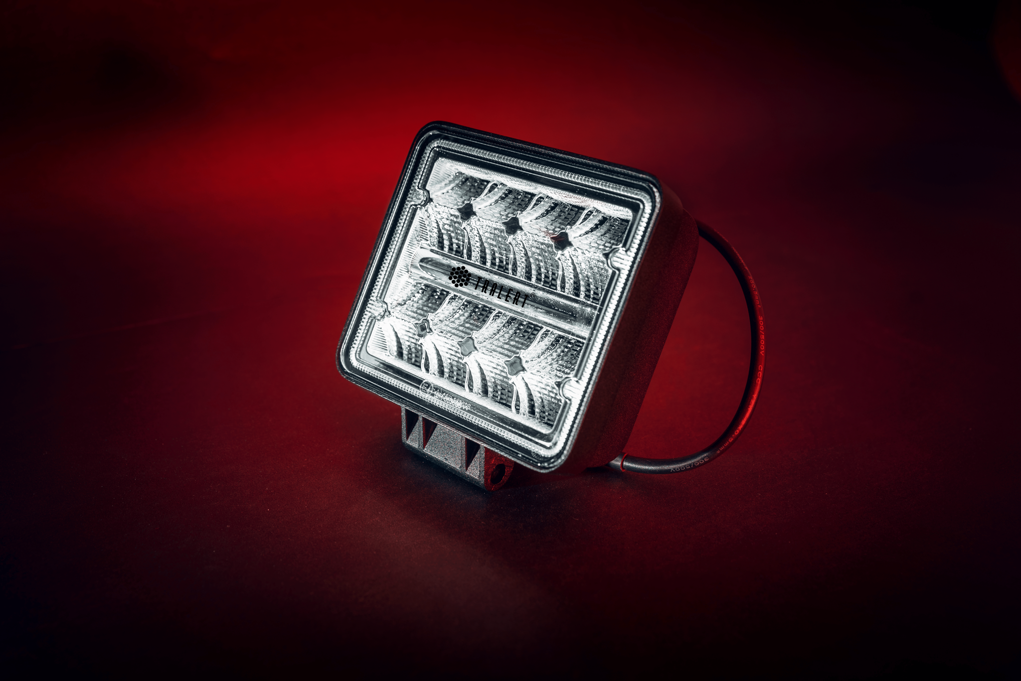 LED SAE werklamp met RFT