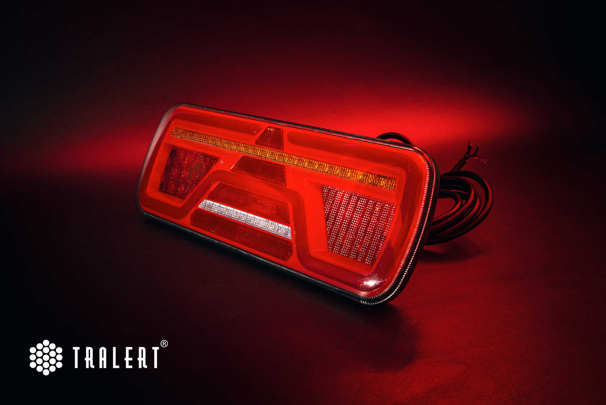 TRALERT achterlicht LED