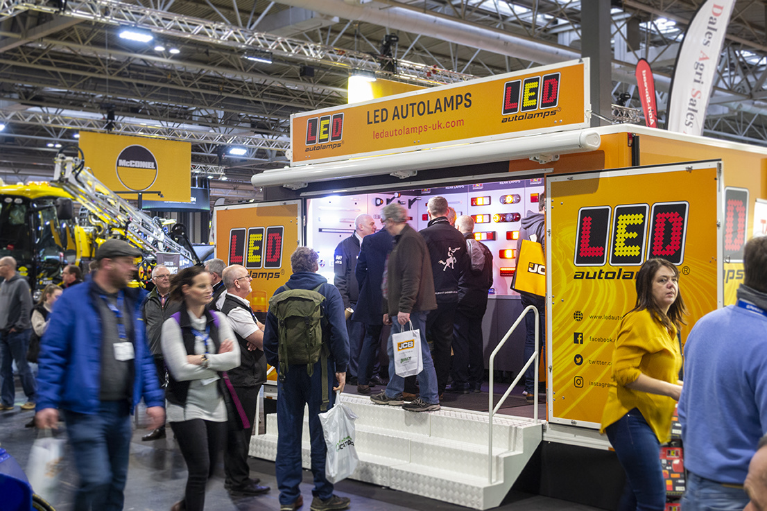 LED autolamps LED verlichting