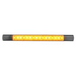 Slimline LED Flasher 12v