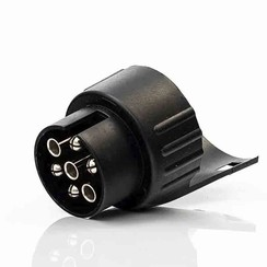 Adapter from 7 to 13-pin
