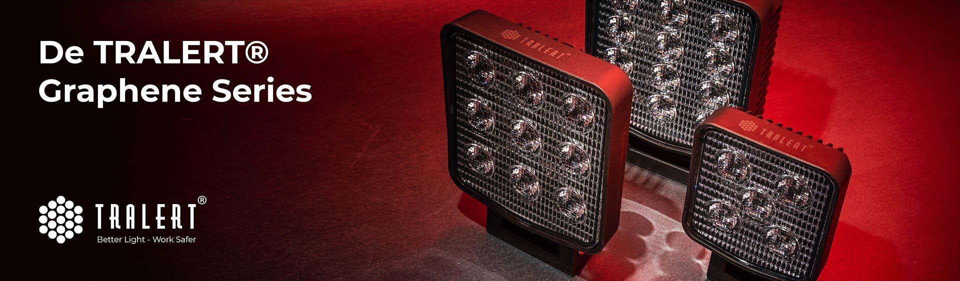Tralert LED werklamp Graphene Series